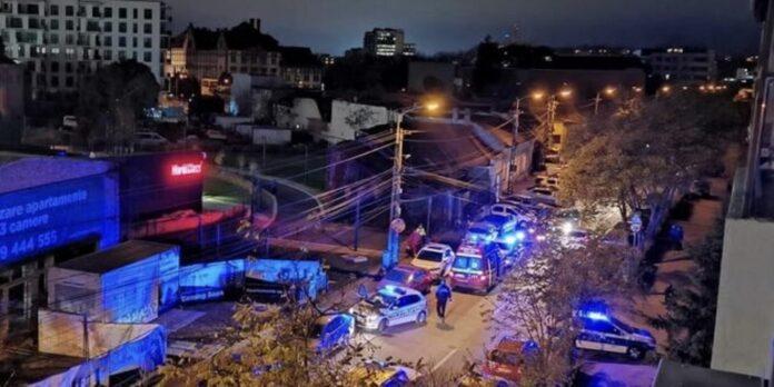 Femeie injunghiata de iubit la Cluj