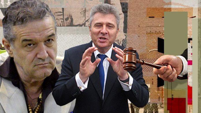 Gigi Becali se ceartă cu finul Florentin Pandele prin tribunal