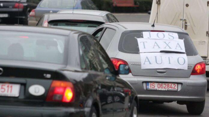 Taxa auto ar putea fi reintrodusa