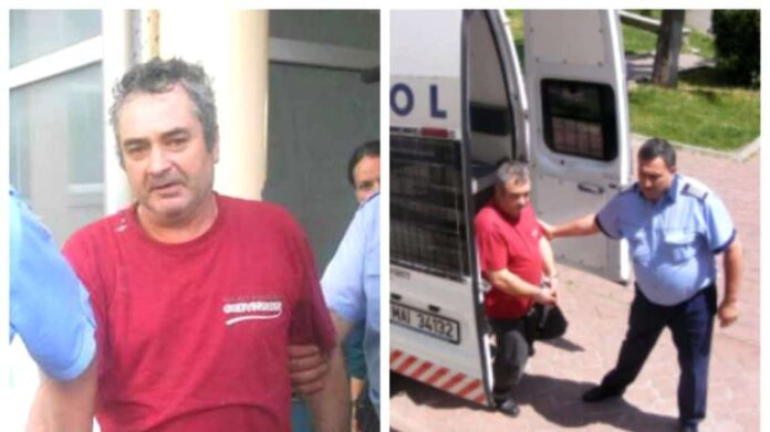 Vasile Lavric a fost arestat