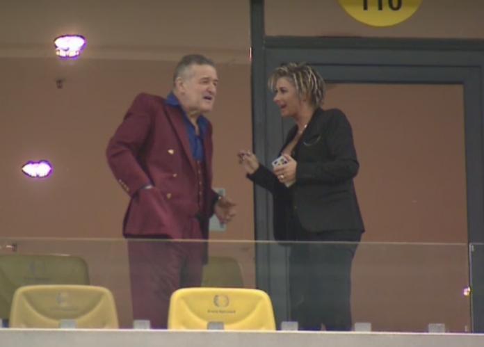 Anamaria Prodan îl amenință pe Gigi Becali cu puscaria
