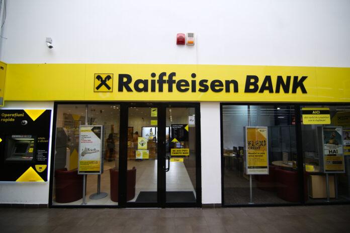 Tranzactie de tot rasul la Raiffeisen Bank