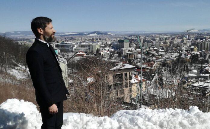 Alexander Zudor, actor de reclame, arestat pentru viol