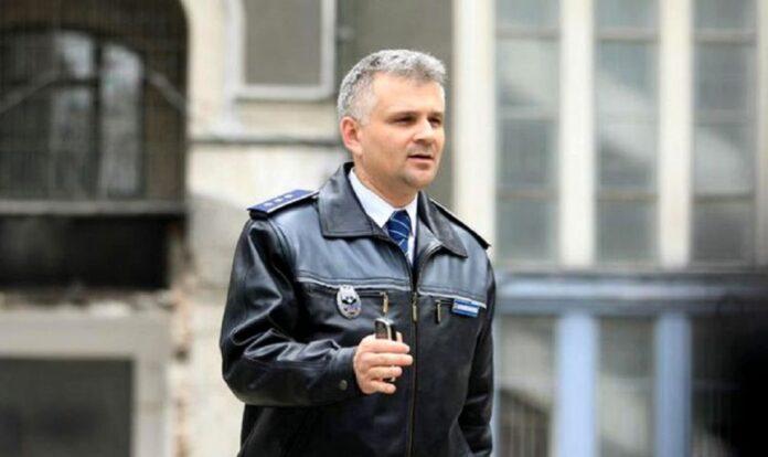 Politistul Christan Ciocan a facut circ cu colegii sai, dupa ce a incalcat legea de 7 ori
