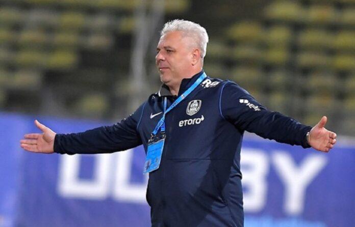 Marius Sumudica a fost dat afara de la CFR Cluj
