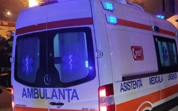 Medicii l-au resuscitat pe barbat, insa acesta a decedat la spital
