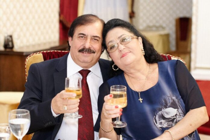 Nicolae Botgros si Lidia Bejenaru s-au iubit timp de 50 de ani