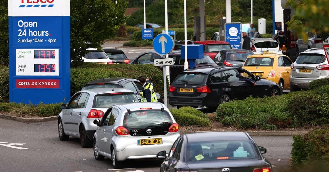 Armata britanica este pregatita sa intervina in criza benzinei