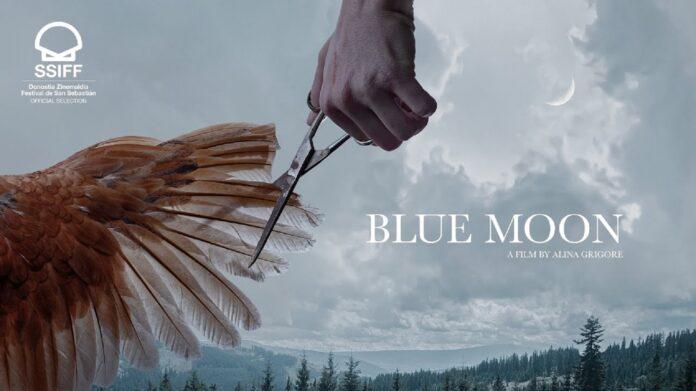 Blue Moon, victoria romaneasca la un festival international de film