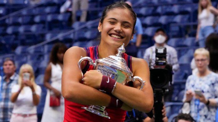 Cine este Emma Raducanu, noua campioana de la US Open