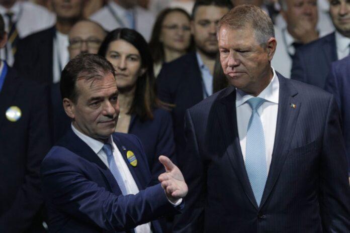 Ludovic Orban, mesaj dur pentru Klaus Iohannis