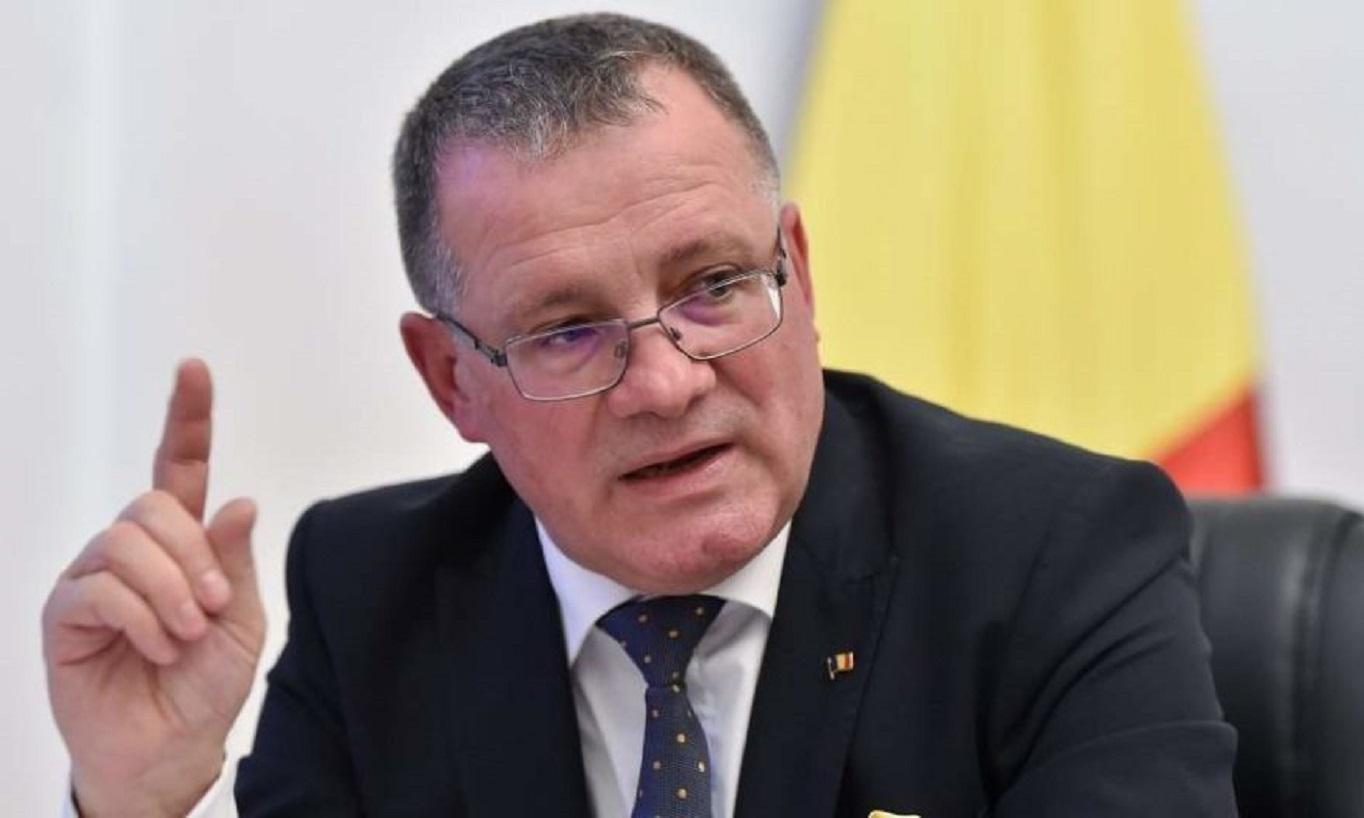 Ministrul Agriculturii, Adrian Oros, si-a dat demisia din Guvernul Citu