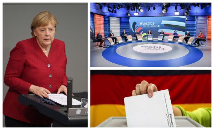 Coalitia sustinuta de Angela Merkel a pierdut alegerile din Germania
