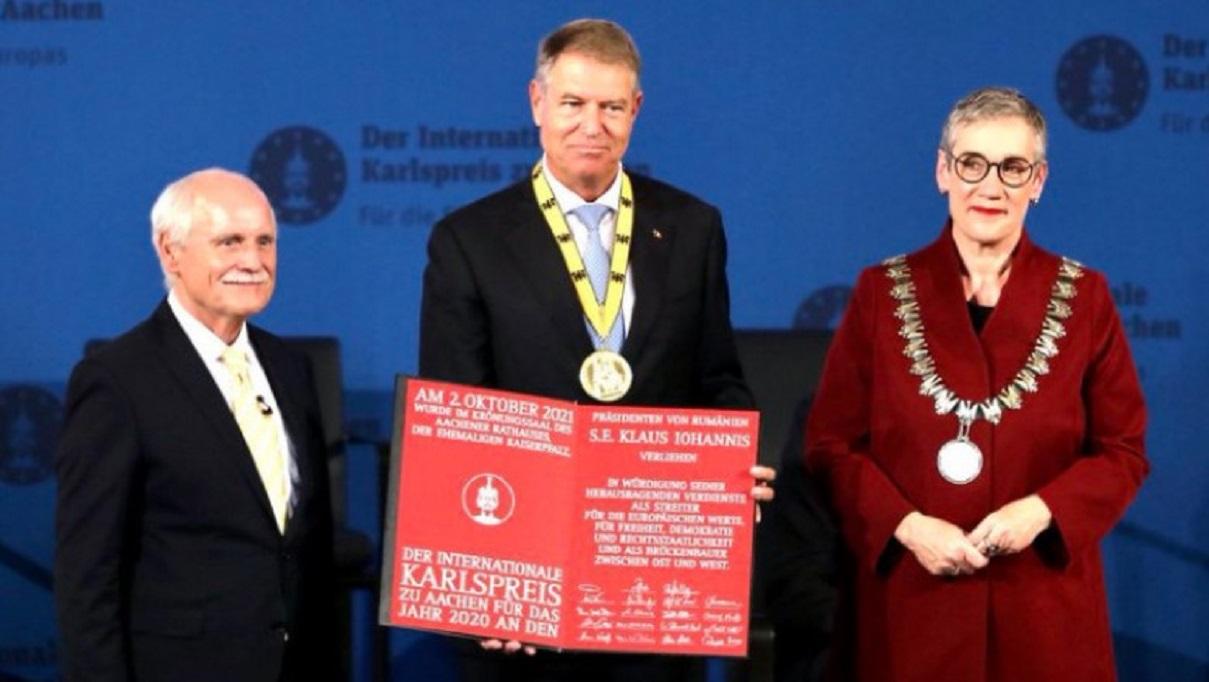 Klaus Iohannis a vorbit despre declaratiile ungurilor legate de Transilvania